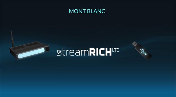 Sequans' Mont Blanc LTE Platform