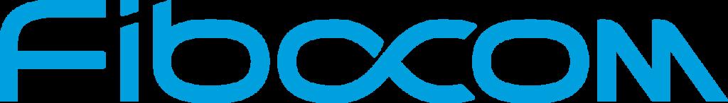 fibocom--logo Blue