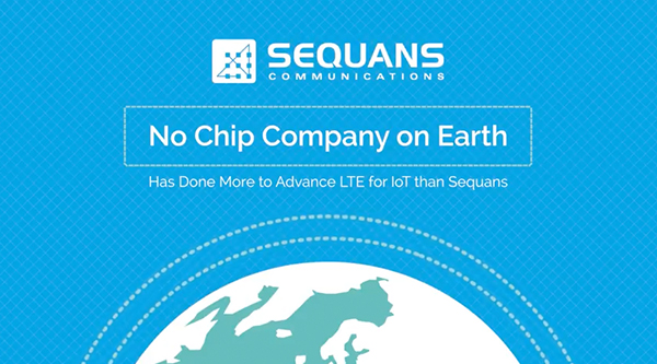 Sequans StreamliteLTE for IoT