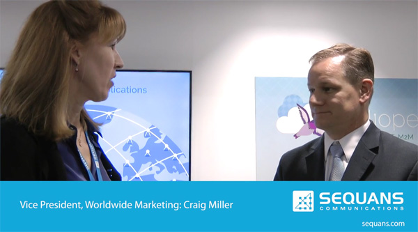 Craig Miller – VP, Worldwide Marketing talks about LTE Cat 1 announcement at MWC 2015