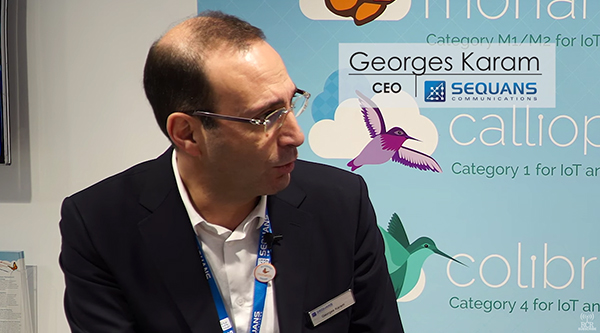 Georges Karam at MWC 2016