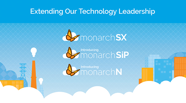 Monarch Family of Chip Solutions Enabling LTE for IoT Applications