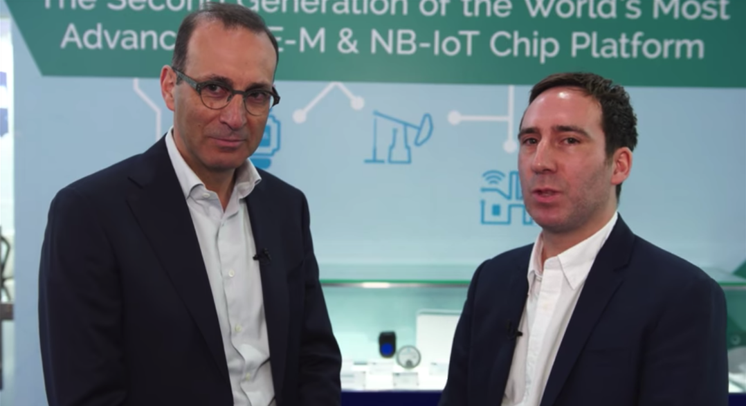 MWC 2019 – Sequans CEO Georges Karam Discusses the New Monarch 2