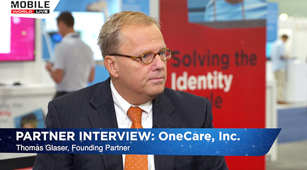 OneCare Interview at the World Mobile Congress 2019 in Los Angeles