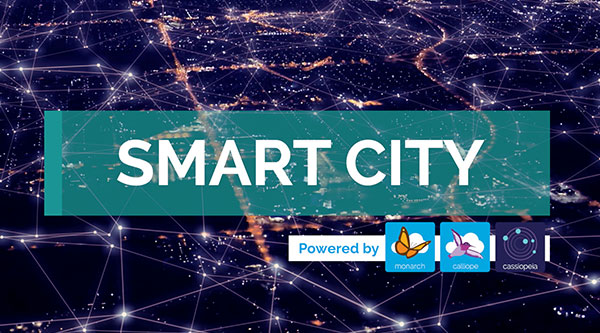 Smart City 5G/4G IoT Use Case