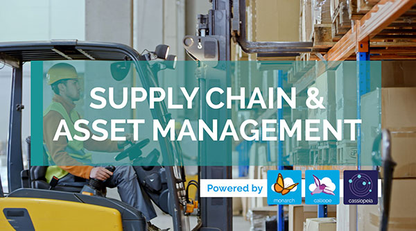 Supply Chain & Asset Management 5G/4G IoT Use Case
